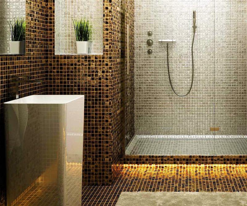 offerta realizzazione decorazione pareti in mosaico -... - SiHappy