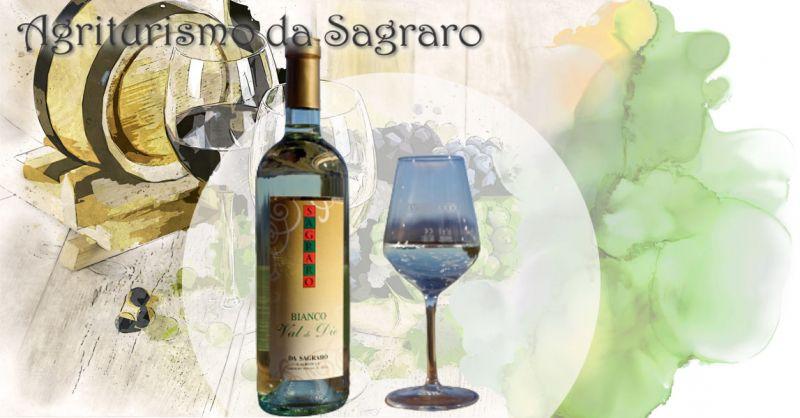 AGRITURISMO DA SAGRARO - Offerta produzione e vendita VINO MOSCATO BIANCO FRIZZANTE Colli Berici