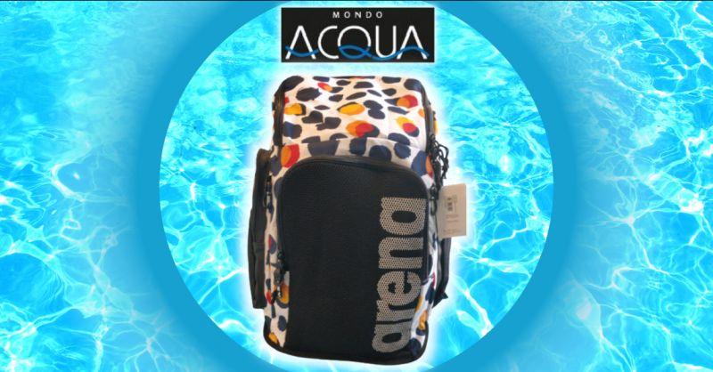 MONDOACQUA Offerta zaino Arena Team Backpak quarantacinque - occasione zaino arena nuoto